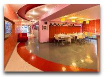 отель Bulvar Inn: Ресторан