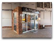 отель Bulvar Inn: Вход в отель