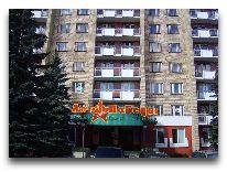 отель 40 лет Победы: Фасад отеля