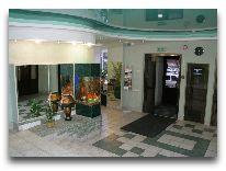отель 40 лет Победы: Холл