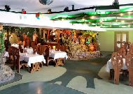 отель Пятый океан: Ресторан