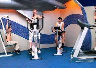 отель Пятый океан: Фитнес-центр