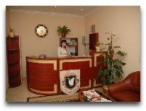 отель Пятый океан: Reception