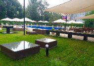 отель Hyatt Regency Bishkek: Территория отеля