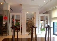 отель Hyatt Regency Bishkek: Холл отеля
