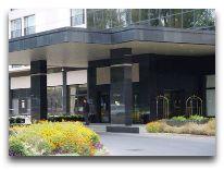 отель Hyatt Regency Bishkek: Фасад