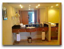 отель Hyatt Regency Bishkek: Ванная Regency Suite