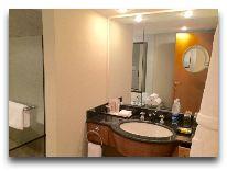 отель Hyatt Regency Bishkek: Ванная Regency Club
