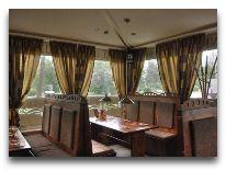 отель Krunk: Ресторан