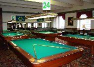 отель A1: Биллиардная