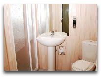 отель A1: Ванная комната