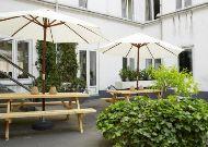 отель Absalon: Летняя терраса