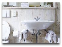 отель Absalon: Ванная комната в номере Де люкс