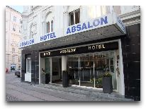 отель Absalon: Вход в отель