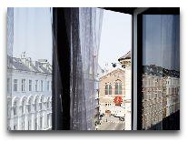 отель Absalon: Рядом с ж.д вокзалом Копенгагена