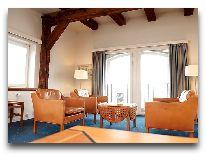 отель Admiral: Гостиная в Сеньор Сьюте