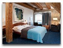 отель Admiral: Двухместный номер с видом на море