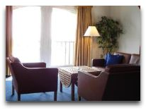 отель Admiral: комната отдыха в номере Сьют
