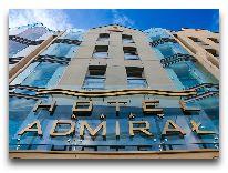 отель Admiral: Фасад
