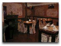 отель Aeetes Palace: Ресторан