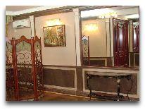 отель Aeetes Palace: Холл отеля