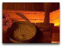 отель AF Hotel Aqua Park: Сауна