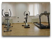 отель AF Hotel Aqua Park: Фитнес центр