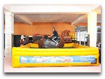 отель AF Hotel Aqua Park: Атракцион бык