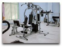 отель Afra: Фитнес центр