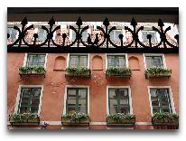 отель St.Peter's Boutique hotel: Фасад отеля