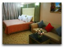 отель Grand Aiser: Номер Cornter Suite