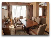 отель Grand Aiser: Номер Junior suite