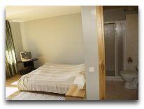 отель Aitvars: Однокомнатный dbl с балконом и миникухней