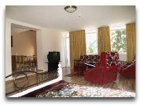 отель Aitvars: Двухкомнатный с балконом и кухней