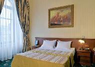отель Айвазовский: Номер люкс - спальня