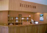 отель Ак-Бермет: Ресепшен отеля