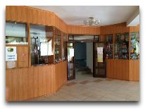 отель Ак-Бермет: Холл отеля