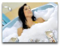 отель Akces Medical Spa: Лечебные ванны