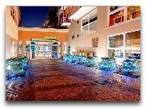 отель Akces Medical Spa: Вход в отель