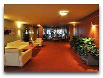 отель Akces Medical Spa: Лобби