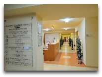 отель Akces Medical Spa: Ресепшен СПА