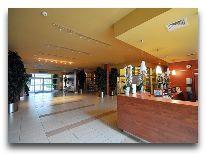 отель Akces Medical Spa: Ресепшен