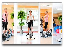 отель Akces Medical Spa: Тренажеры