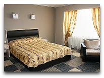 отель Актау: Номер полулюкс