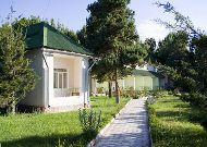 отель Акун Иссык-Куль: коттеджи