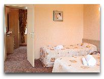 отель Акун Иссык-Куль: котедж чаныр