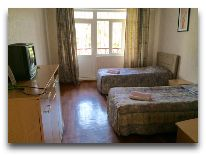 отель Акун Иссык-Куль: Номер двухместный в коттедже Дениз