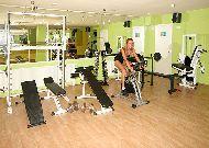 отель Alanga: Спортивный зал с тренажерами