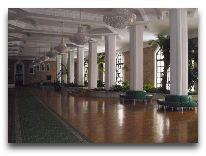 отель Алатау: Холл