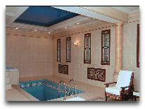 отель Алатау: Сауна